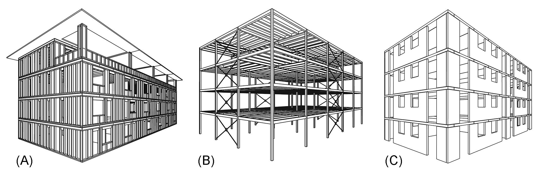 Kitek Kuzman M, Sandberg D (2017). Comparison of timber-house ...